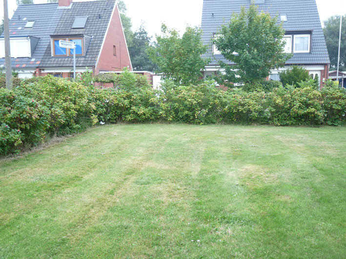 Unser großer Garten für viele Aktivitäten