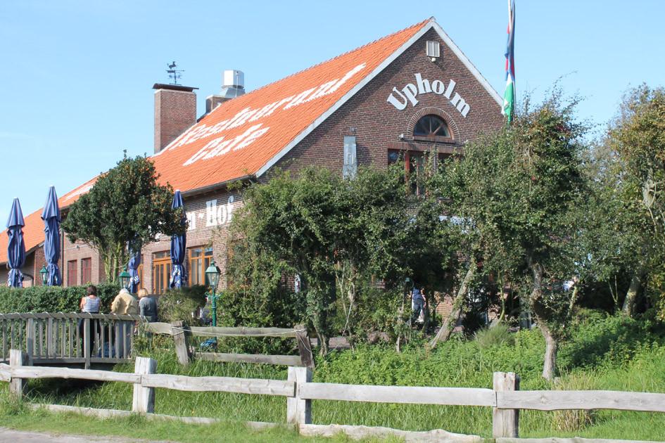 Scheunenrestaurant Upholm-Hof- beliebtes Ausflugsziel
