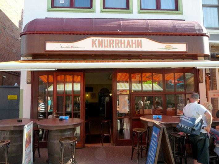 Beliebtes SeaFood-Restaurant mit Imbiss