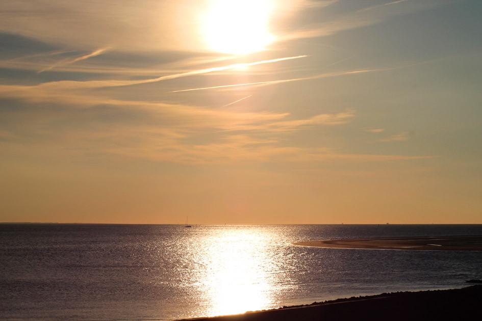 Sonne, Meer und Erholung