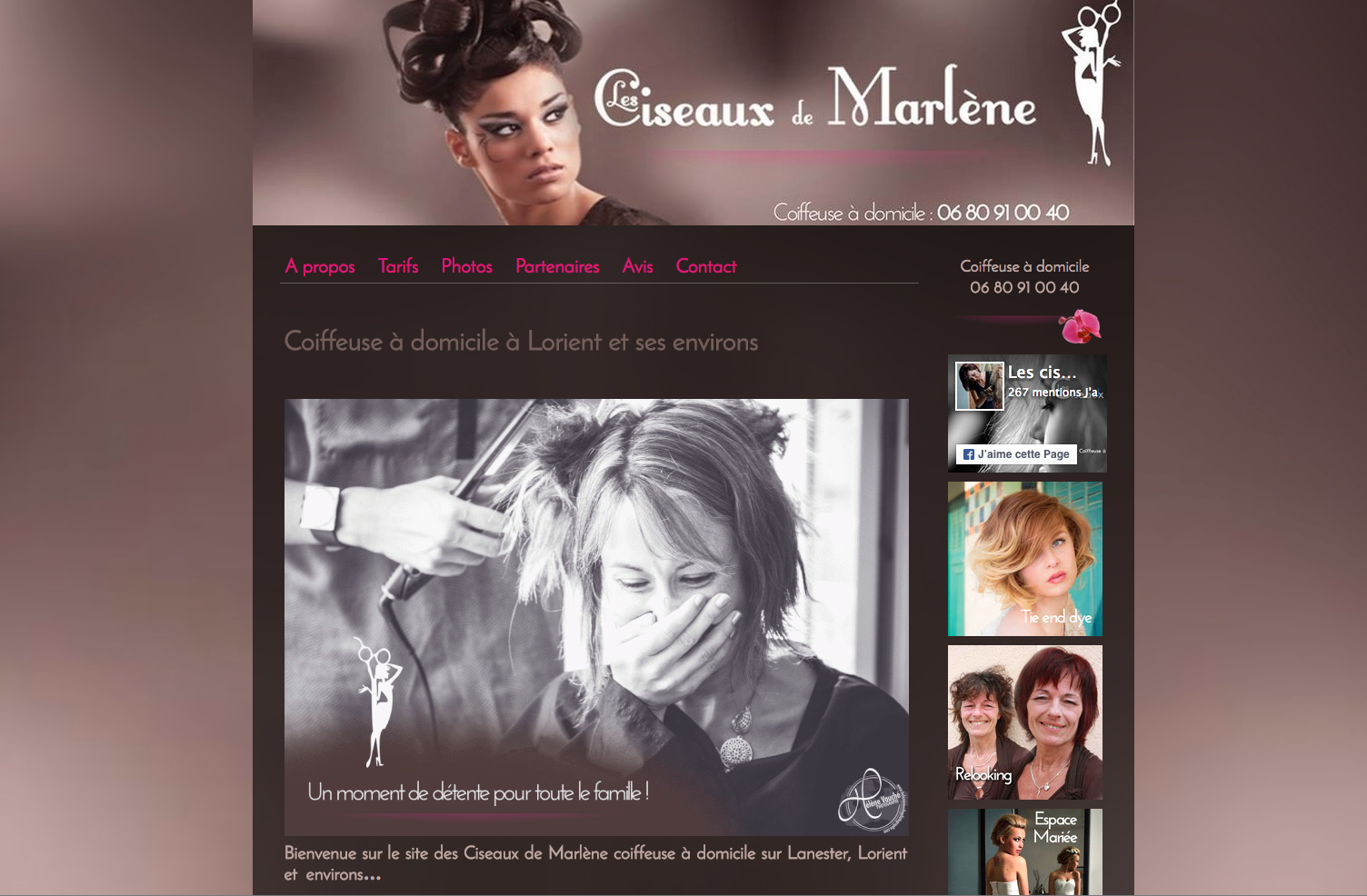 http://www.lesciseauxdemarlene.fr