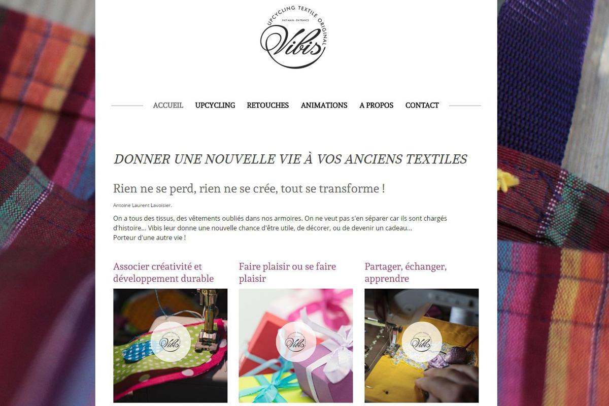 Vibis-textile.fr