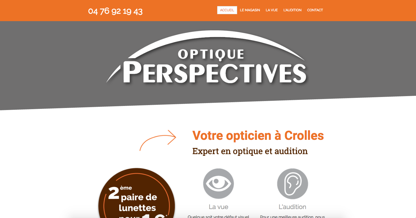 Optique Perspectives