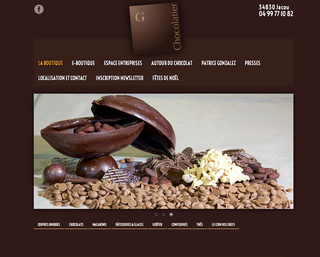 chocolaterie-montpellier.com