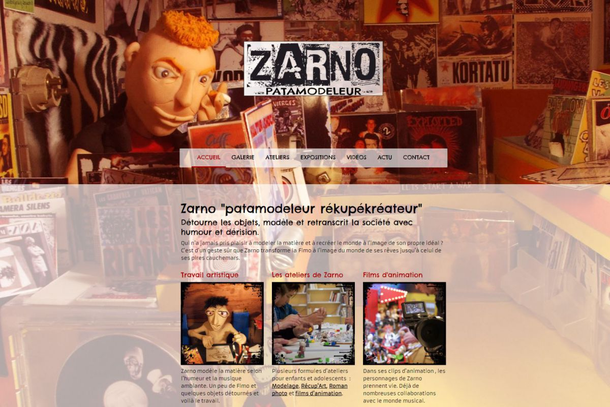 Zarno-patamodeleur.fr