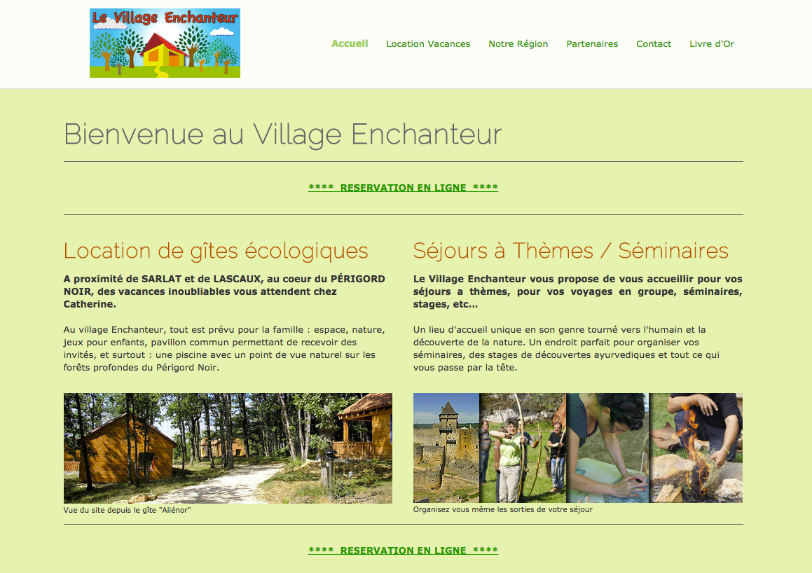 le-village-enchanteur