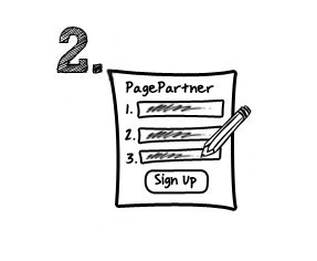 Page partner étape 2