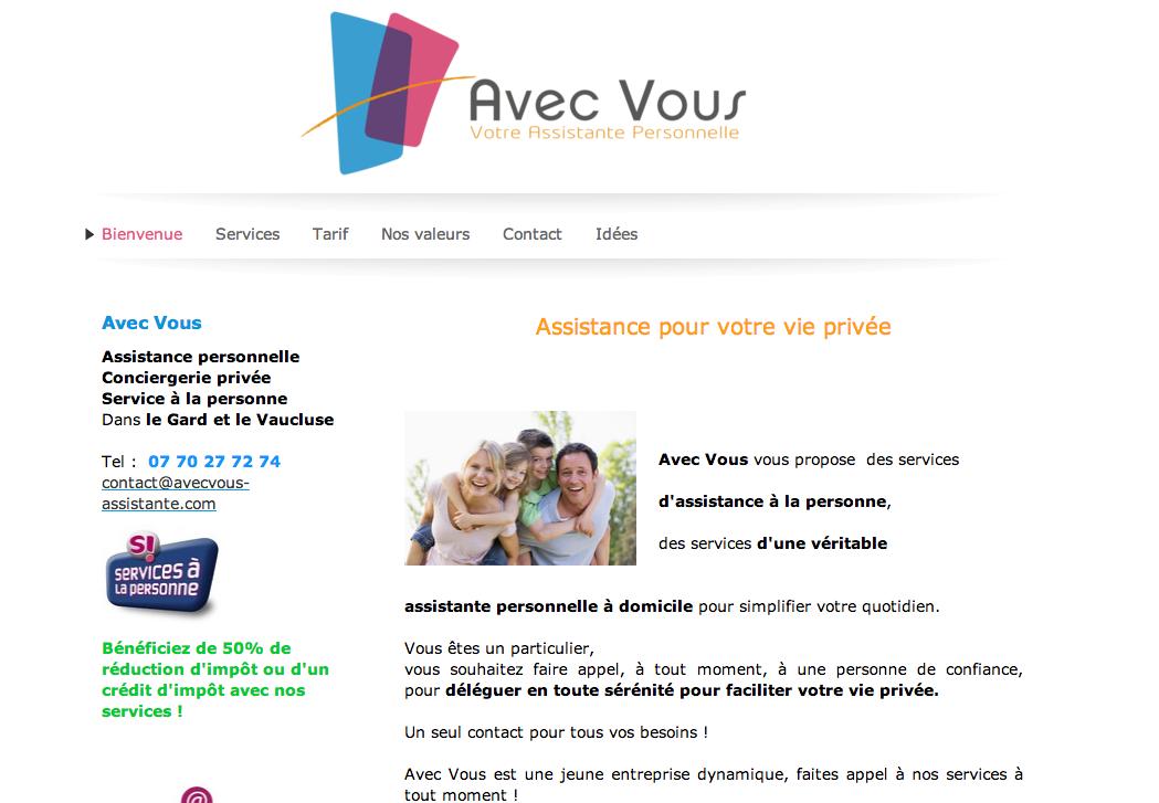 http://www.avecvous-assistante.com