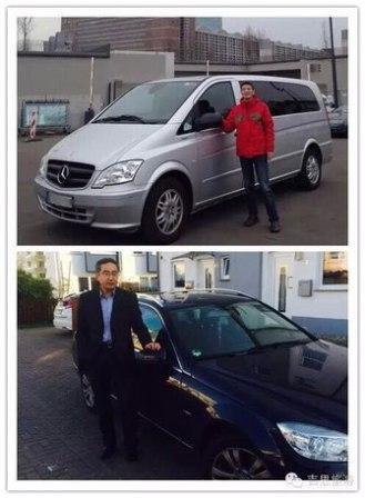 一辆豪华车配备一个专业华人司兼导,只属于您的私人定制服务