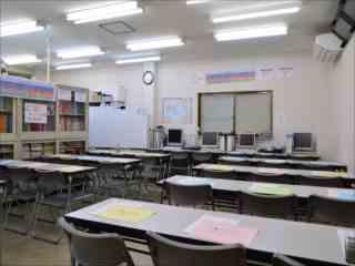 中学受験の国語力養成塾 横浜市菊名 集合時間30分前です。