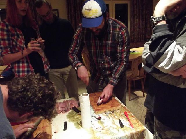 Vorbereitungslehrgänge zur Fischerprüfung