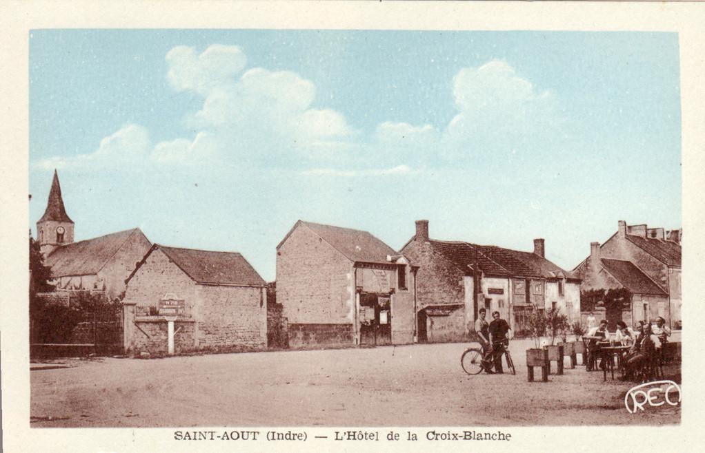 L'Hôtel de la Croix Blanche
