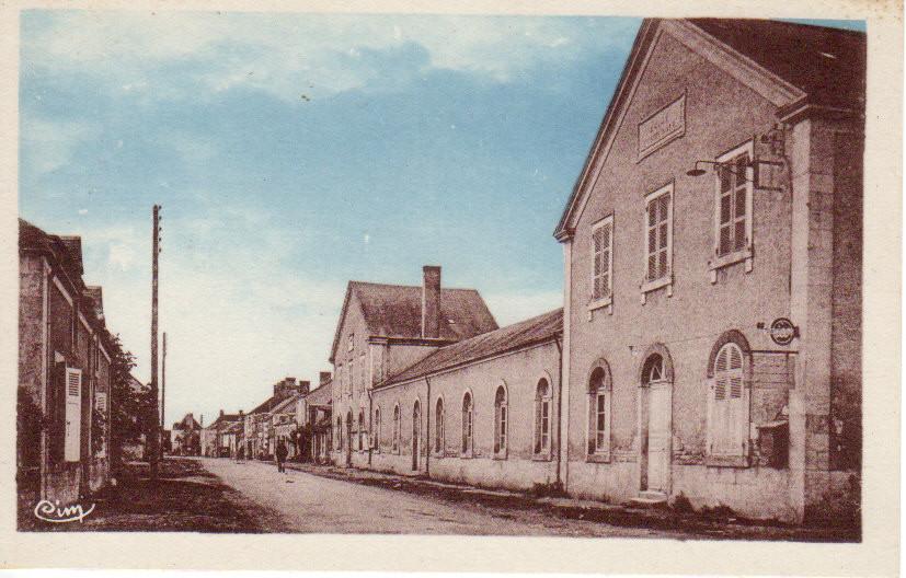 Mairie et Ecoles