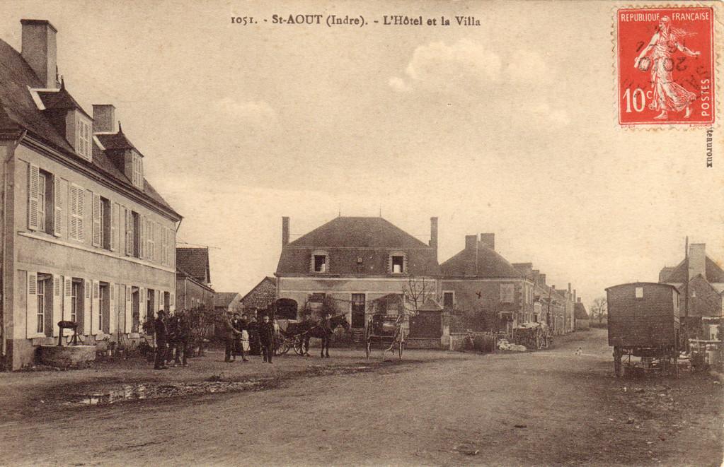 L'Hotel et la Villa