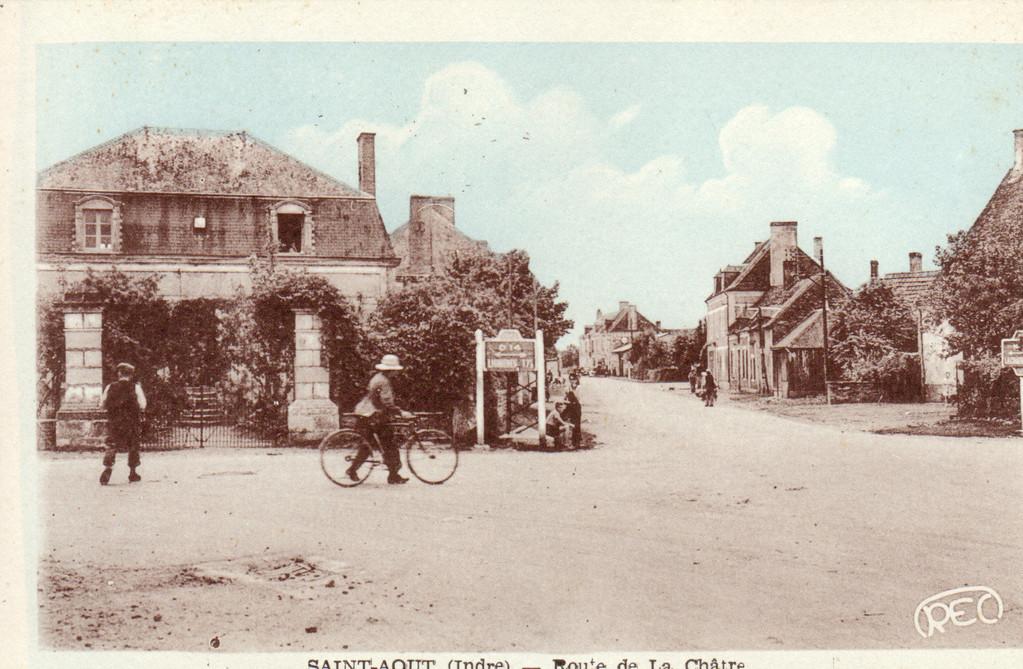 Route de La Châtre