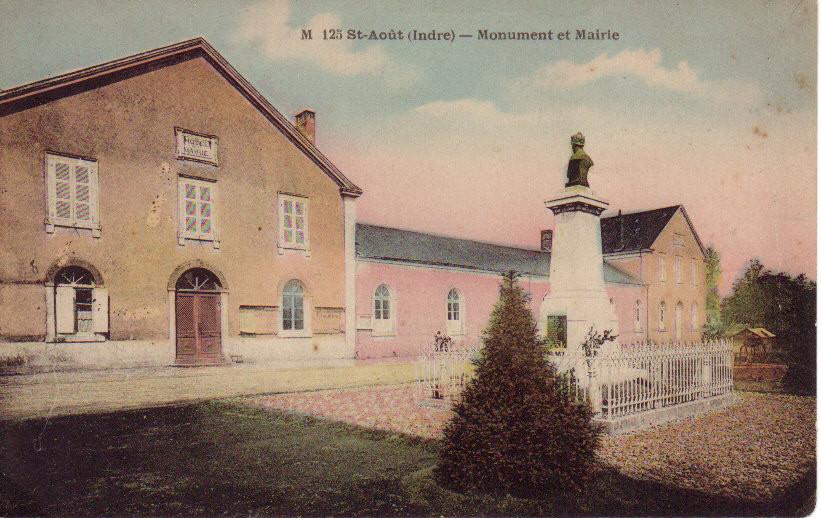 Mairie et Monument