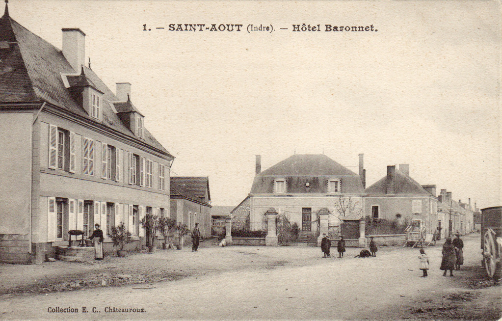 Hôtel Baronnet