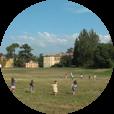 Giardino centro infanzia Villa Buri