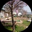 Giardino centro infanzia Lungadige Attiraglio