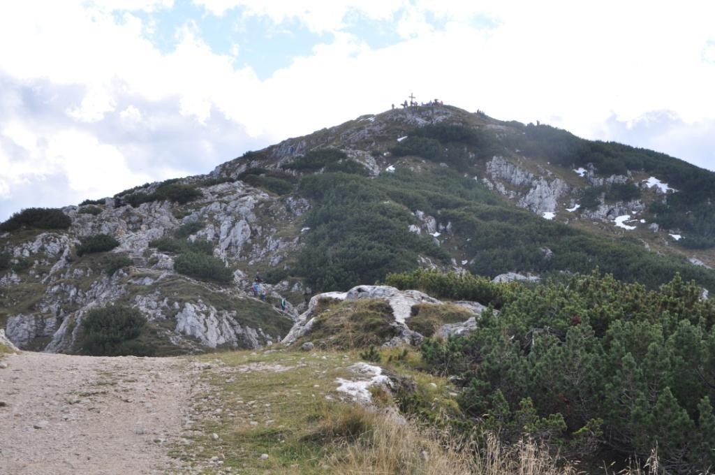 Der Untersberg - fast am Ziel