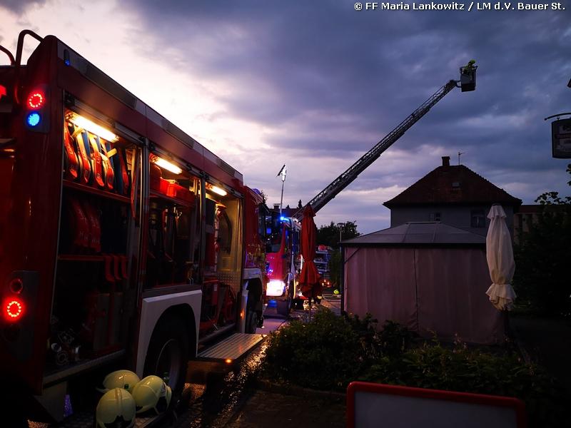 Wohnhausbrand Köflach