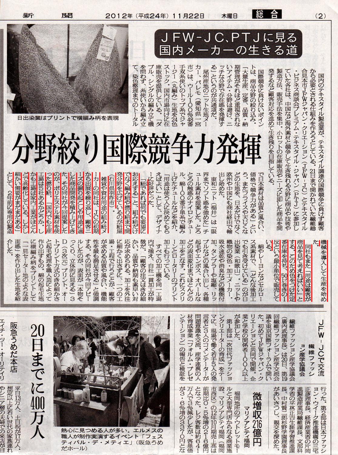 繊研 新聞