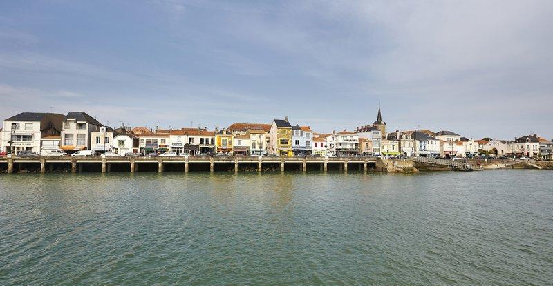 La Chaume (Chenal du Vendée Globe)