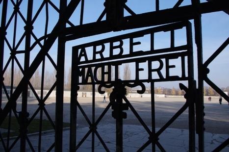 Am 29.04.1945 wurde das KZ von den Amerikanern befreit