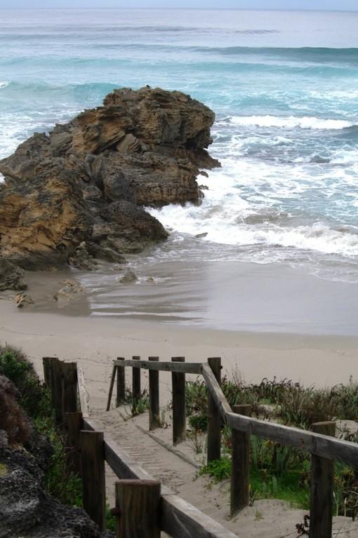 Kangaroo Island - Rocks on the Beach