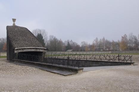 Jüdische Gedenkstätte (errichtet 1967)