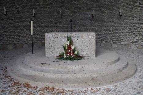 "Altarraum der ""Todesangst-Christi"" - Kapelle"