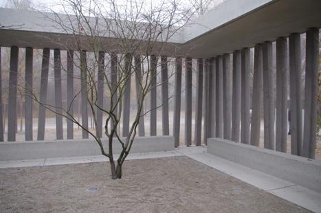 Besucherzentrum der KZ-Gedenkstätte