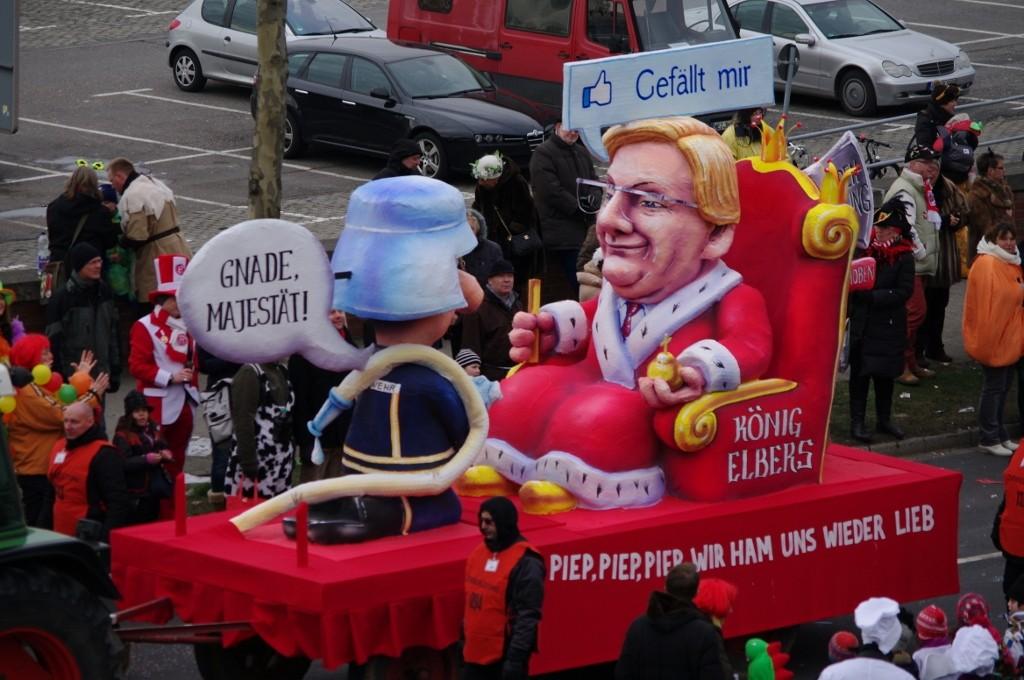 Düsseldorfer Bürgermeister im Streit mit seiner Feuerwehr