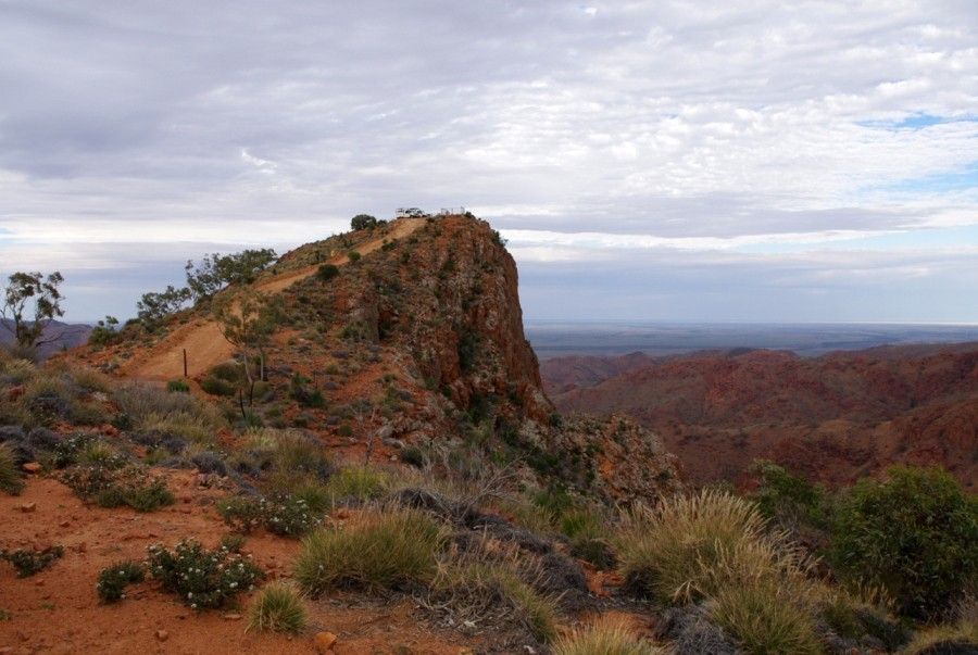 Arkaroola Ridge Top