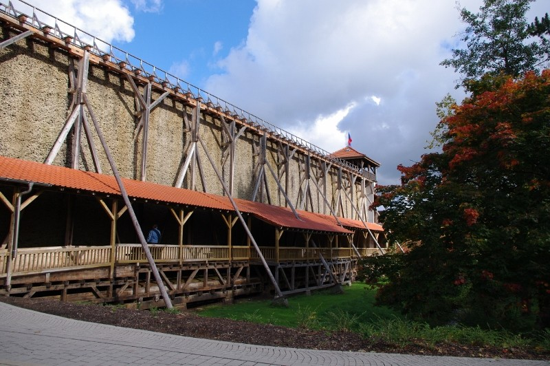Bad Soden Allendorf Saline + Gradierwerk