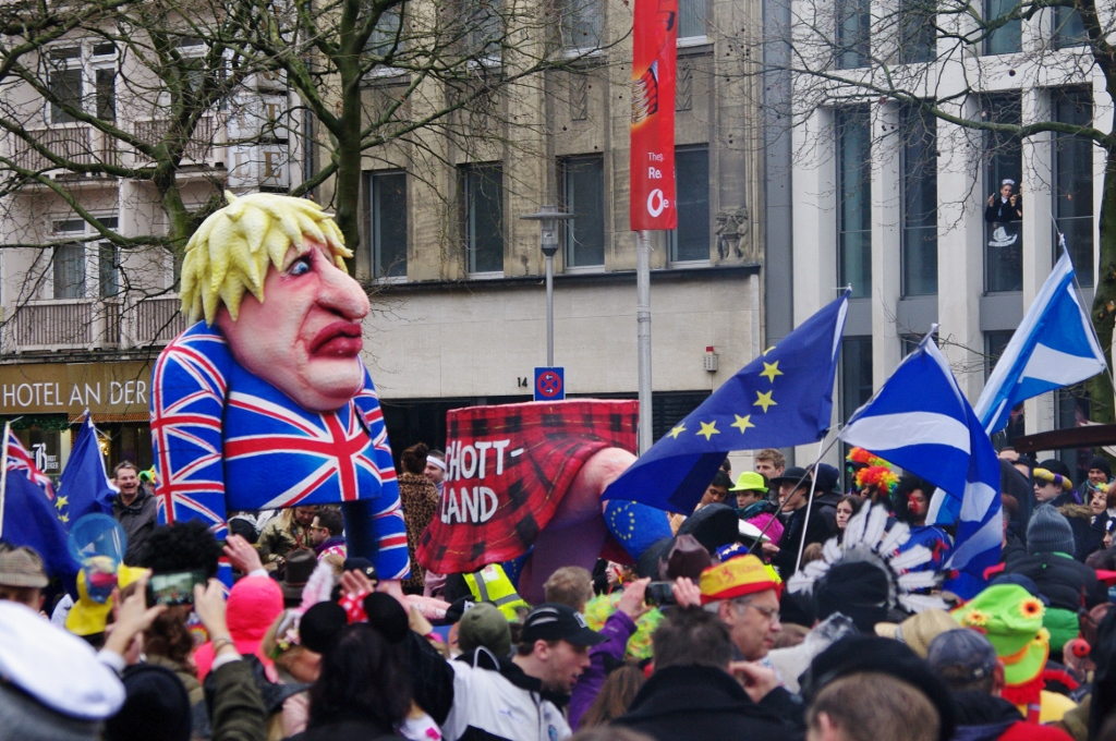 Boris Johnson ist nun endlich der formale Brexit gelungen