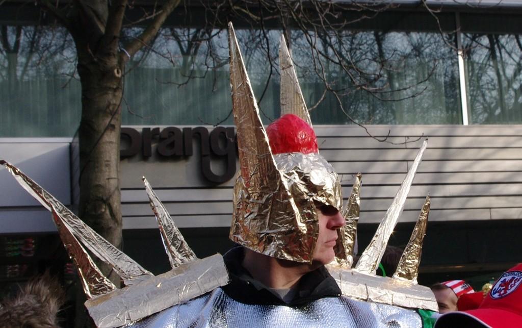 Klingonen?