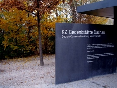 Eingang Dachau