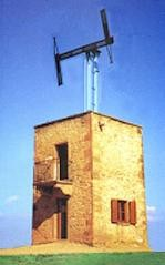 La tour de Télégraphe CHAPPE à Marcy-sur-Anse