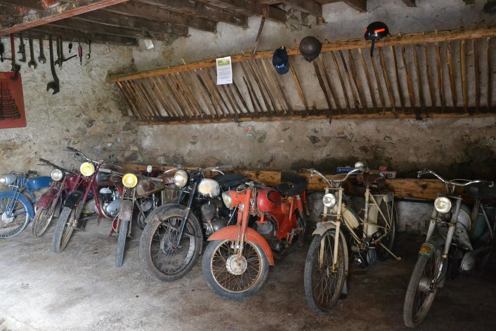 les motos anciennes