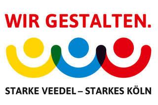 Logo Starke Veedel – Starkes Köln