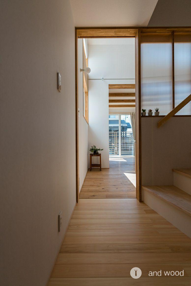 桧 ヒノキ フローリング アンドウッド 加藤淳一級建築士事務所  7