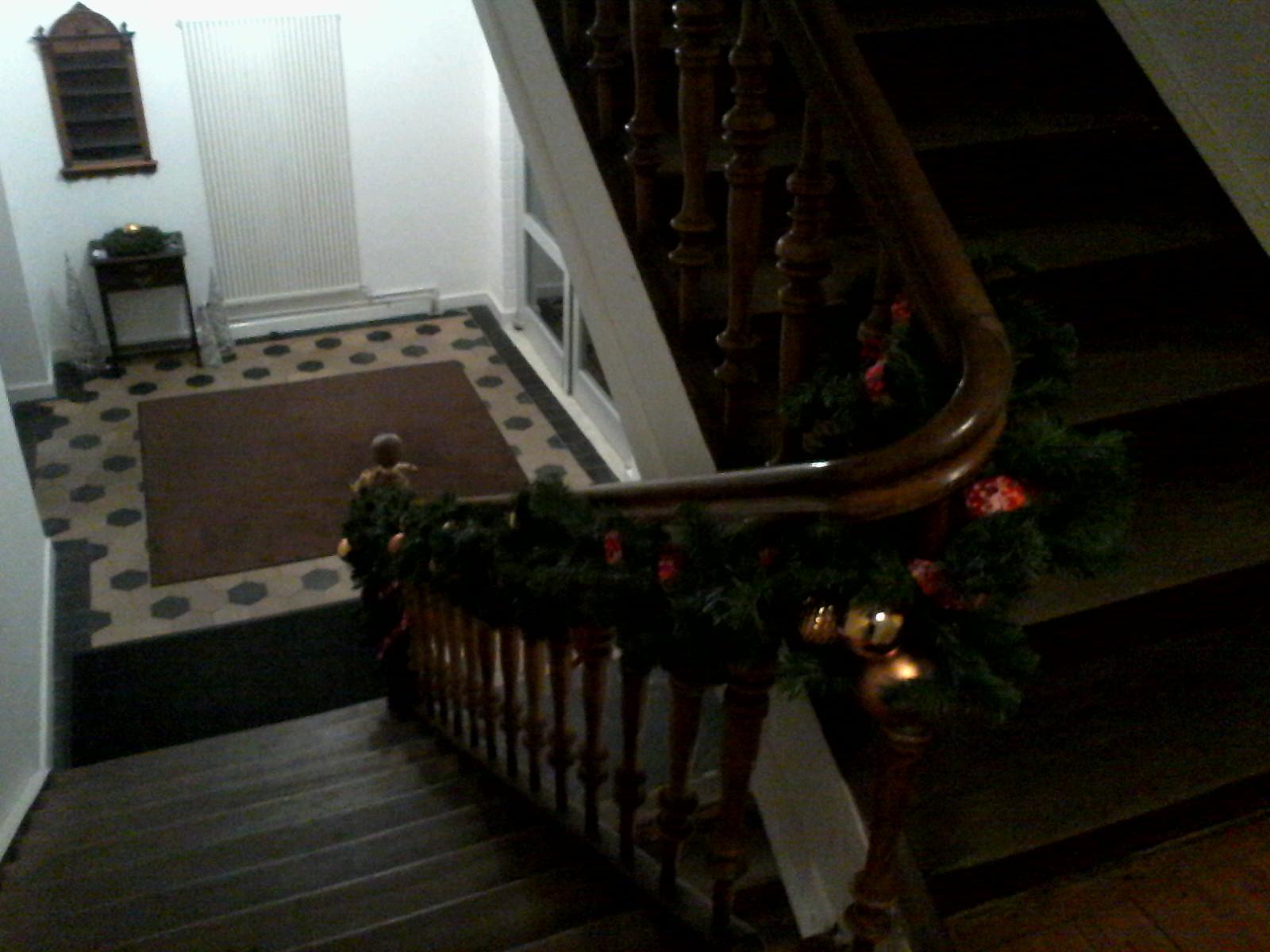 Treppenhaus Erdgeschoss