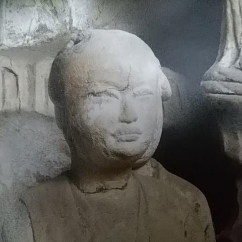 見取り図リリーさん似ている仏像