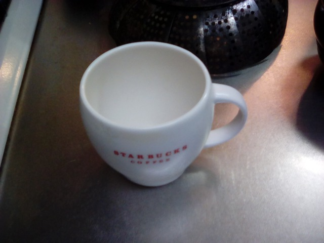 コーヒーカップ 漂白後 過炭酸ナトリウム 熱湯 時間
