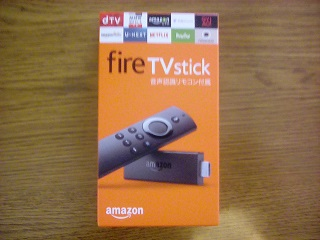 AmazonTV設定