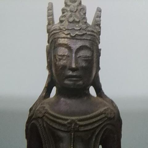 志村けん 仏像