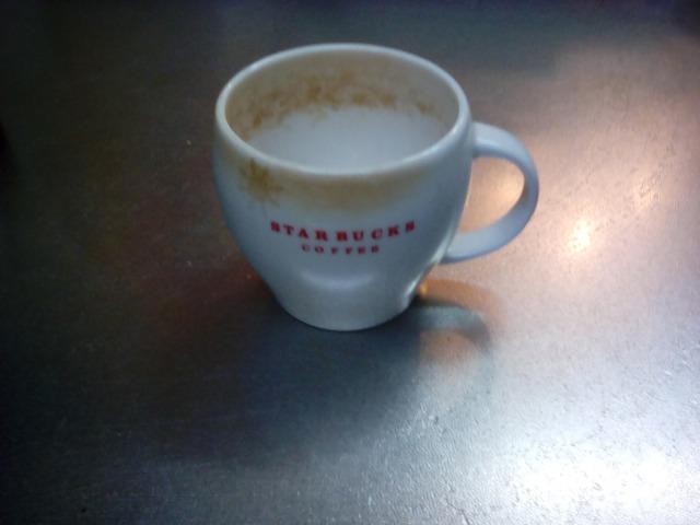 コーヒーカップ 漂白 過炭酸ナトリウム スタバ