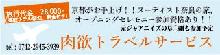 肉欲トラベルサービス 観光 奈良
