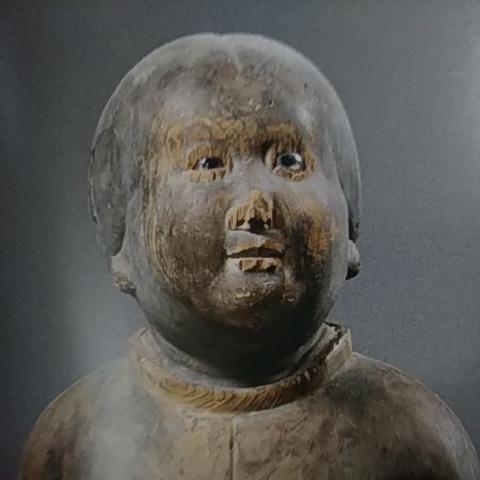 ニッポンの社長 ケツさん似ている仏像